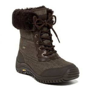 UGG Adirondack UGGpure Lined Waterproof Boot II